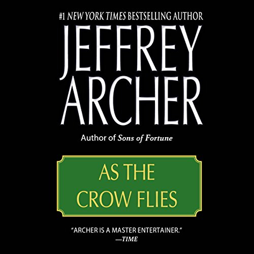 Page de couverture de As the Crow Flies
