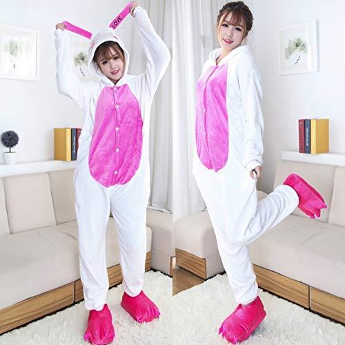 GKQVG Pijamas Mujer Pijama Hombre Animal Crossing Anime Dibujos Animados Ropa De Pareja Trajes De Carnaval Pijamas para Mujer Ropa Sexy De Mujer para Traje De Nieve Mujer Zapatillas Casa Hombre