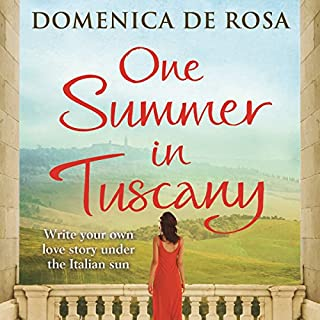 One Summer in Tuscany cover art