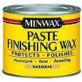 Minwax Paste Finishing Wax, 1-Pound