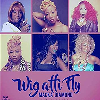 Wig Affi Fly