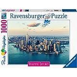 Ravensburger- New York Puzzle 1000 piezas Foto & Paisajes, Multicolor, talla única (14086) , color/modelo surtido