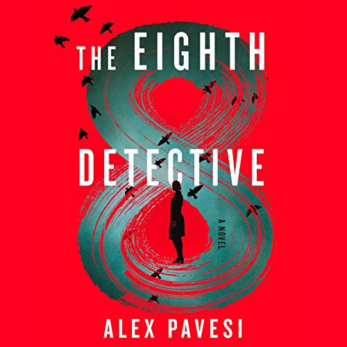 The Eighth Detective  By  cover art