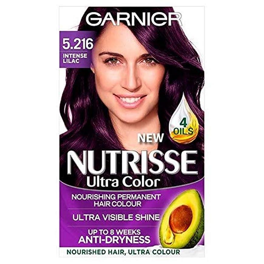 キウイ発音放映[Garnier ] 5.216超強烈なライラックパーマ毛染めNutrisseガルニエ - Garnier Nutrisse 5.216 Ultra Intense Lilac Perm Hair Dye [並行輸入品]