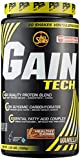 All Stars Gain Tech Weight Gainer, Vanille, 1er Pack (1 x 1.5 kg) -