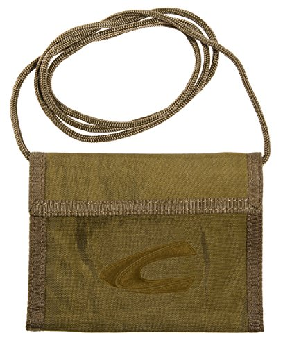 camel active Brustbeutel Journey, khaki, 13,5 x 10 x 2