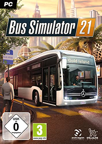 Bus Simulator 21 - [PC]