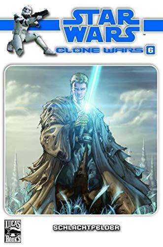 Star Wars Klonkriege Sonderband 6: Schlachtfelder