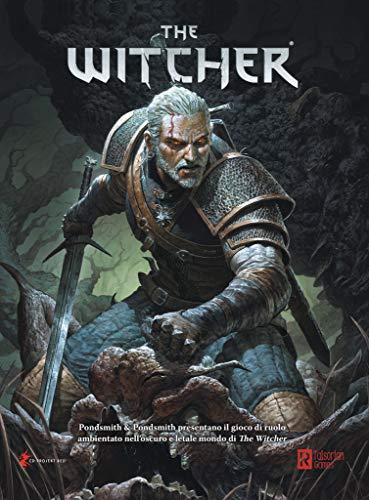 Fantàsia The Witcher - Manuale Base - Italiano