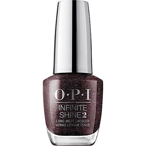 OPI Infinite Shine - Nagellack in Schwarztönen mit bis zu 11 Tagen Halt – Gel-Look & ultimativer Glanz - 15ml