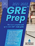 GRE Prep 2021-2022 3rd Edition: 4 Complete Practice Test + Review &...