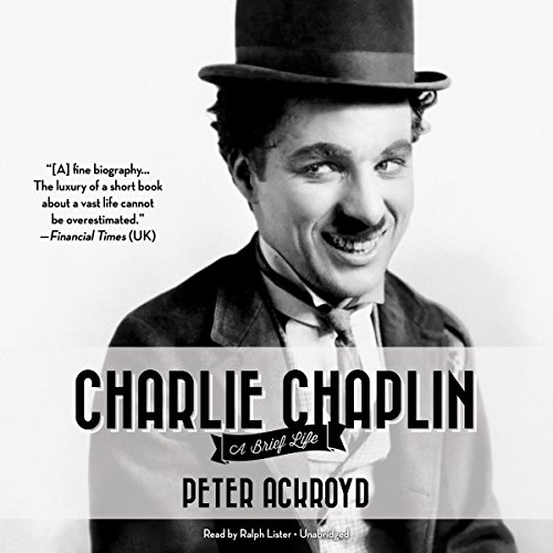 Charlie Chaplin cover art