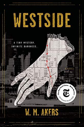 Image of Westside: A Novel (A Gilda Carr Tiny Mystery)
