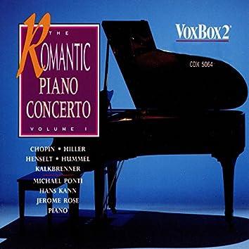 The Romantic Piano Concerto, Vol. 1
