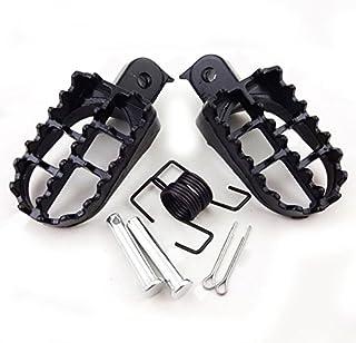 Footrest Foot Pegs For TTR90E Dirt Bike, Honda CRF50 70 80 CRF100F XR50R TW200