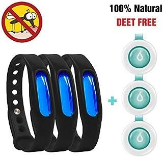 B Anti Mosquito Bracelet 99native M/ückenschutz Armband Cartoon Camping Wasserdichtes M/ückenarmband Insektenschutz Naturals Schutz gegen M/ücken Outdoor Indoor f/ür Kinder