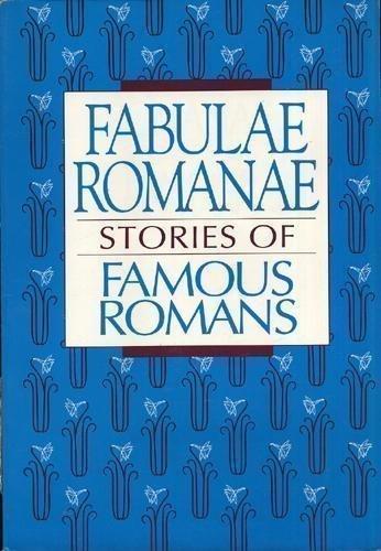 Fabulae Romanae: Stories of Famous Romans published by Longman Publishing Group (1992)