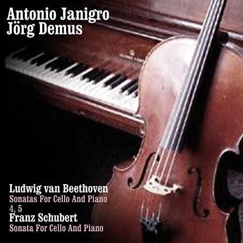 Antonio Janigro, Jörg Demus & Eugenio Bagnoli