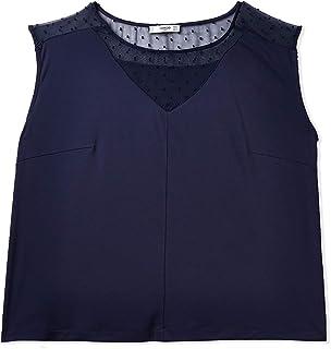 MANGO Crop Tops For Women XL, Navy, Size XL