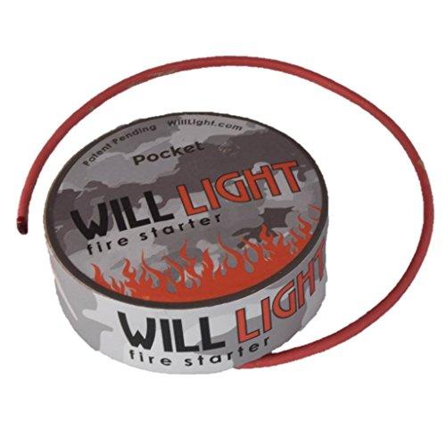 Will Light Fire Starter POCKET