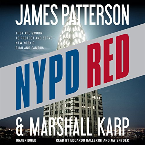 Page de couverture de NYPD Red
