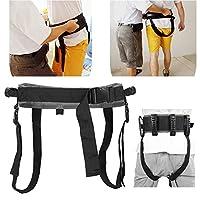 通気性のある移動歩行ベルト、看護歩行ベルト、治療のための実用的な耐久性高齢者の歩行を学ぶ手のひらを保護する