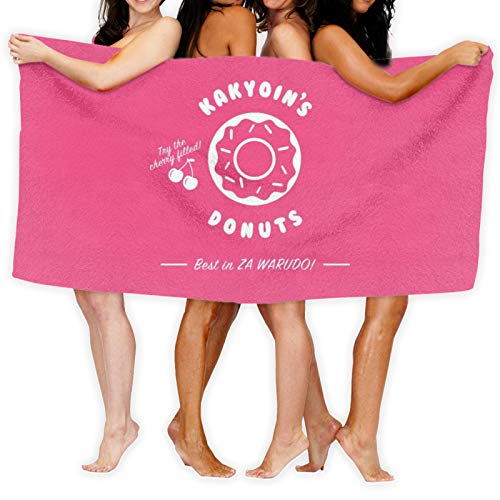 Kakyoin'S Donuts - Toalla de baño (secado rápido)