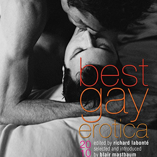 Best Gay Erotica 2010 audiobook cover art