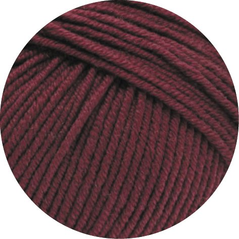LANA GROSSA COOL WOOL BIG, 954 - Bordeaux