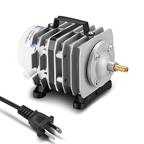 Aweking 951GPH Commercial Air Pump,55W,60L/min,AC 110V,Hydroponic,Aquarium,Fish Tank,Aquaculture