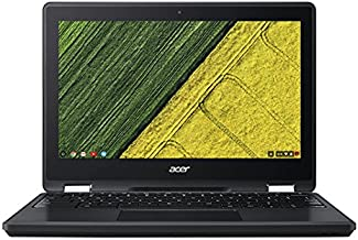 Acer ALY03781U10N Spin 11 R751t-c4xp 11.6 Touchscreen LCD 2 in 1 Chromebook - Intel Celeron N3350 Dual-core 2 Core 1.10 Gh...