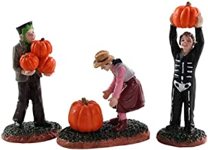 Lemax - Spooky Town Pumpkin Pickers - Set of 3#82565