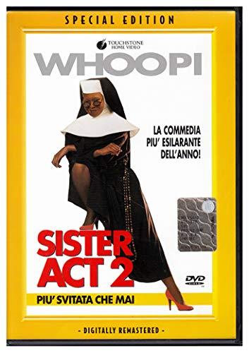 Sister Act 2 Special Edition 1^ TOUCHSTONE OLOGRAMMA TONDO