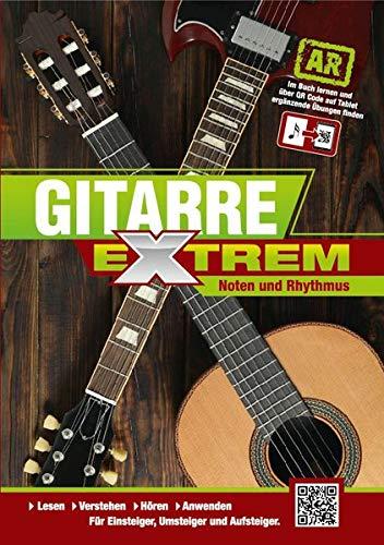 Gitarre Extrem AR Noten und Rhythmus: So lernt man 2020 Gitarre - Augmented Reality