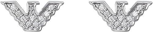 Emporio armani orecchini argento EG3027040