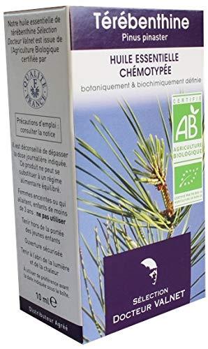 Térébenthine Huile Essentielle Bio - 10 ml - Dr Valnet
