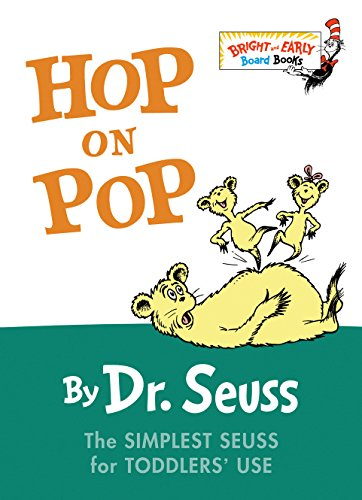 Hop on Pop (Bright & Early Board Books(TM))の詳細を見る