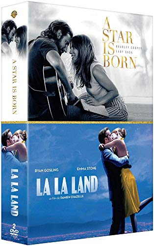 A Star Is Born + La La Land [Francia] [DVD]