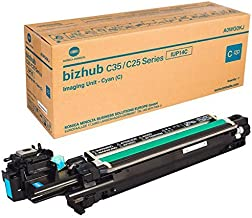 Genuine Konica Minolta IUP14C Cyan Imaging Unit for Bizhub C25 C35 C35P