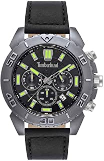 Timberland Men's 15518JLU Watch Black