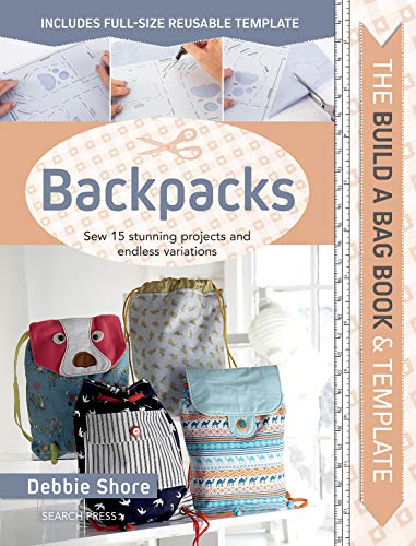 Shore, D: Build a Bag Book: Backpacks