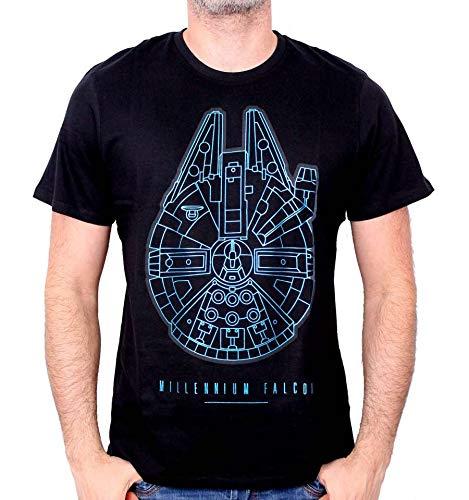 T-Shirt Star Wars - Millennium Falcon