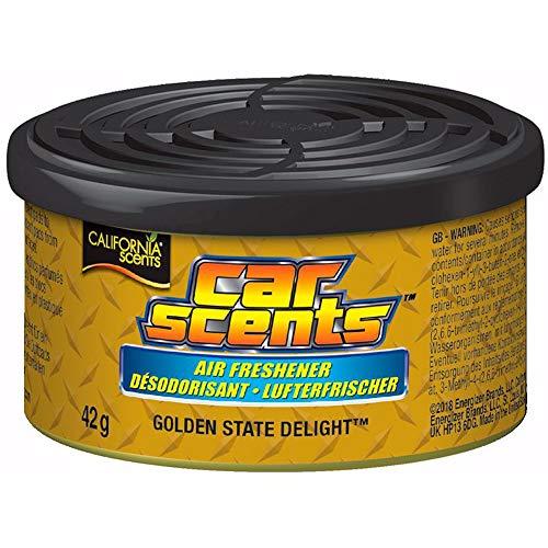 California Scents CSCANDEL Lufterfrischer-Golden State Delight-Dose 42gr
