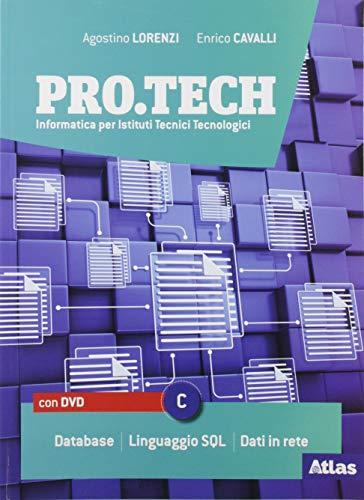 Pro.tech. Per le Scuole superiori. Con e-book. Con espansione online. Con DVD-ROM
