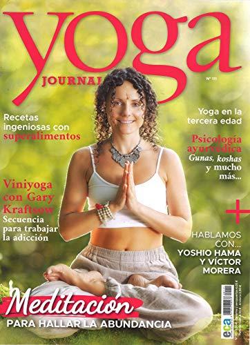 Yoga journal - Noviembre 2019