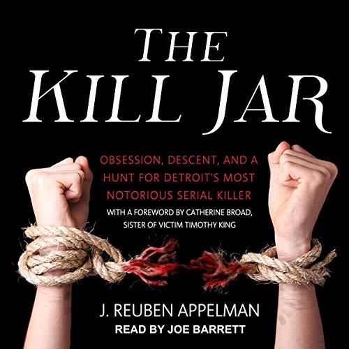 The Kill Jar audiobook cover art