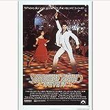 Yhnjikl Saturday Night Fever Klassischer Film Love Story