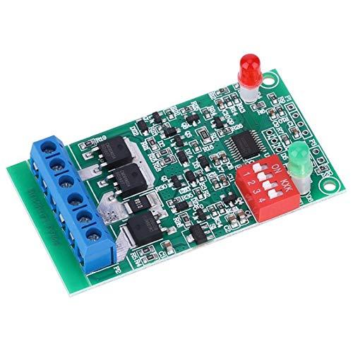 ZhengELE stepper driver Solar Lamp Controller Module 3A 3.7V/7.4V/11.1V Lithium Battery Solar Lamp Panel Circuit Board Controller Module