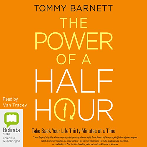 The Power of a Half Hour audiobook cover art