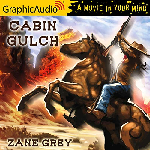 Couverture de Cabin Gulch